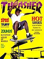 Thrasher Skateboard Magazine May 1991