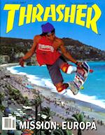 Thrasher Skateboard Magazine June October 1987