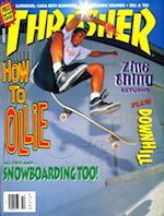 Thrasher Skateboard Magazine October 1991