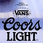 VANS Coors LIGHT
