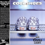 "VANS Coors LIGHT ""COOL SHOES"""