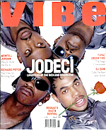 Vibe August 1995