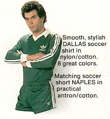 DALLAS soccer shirt
