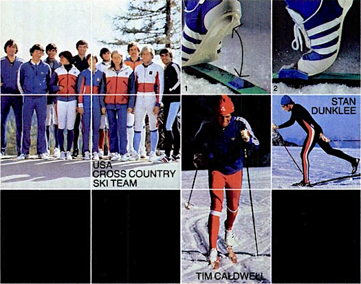"""adidas Suomi """"The adidas guide to victory"""""""