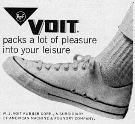 AMF voit Basketball shoes