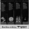 """AMF Voit sporting goods """"LOCK-IN TO THE WORLD OF FUN!"""""""