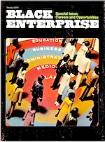 Black Enterprise March 1974