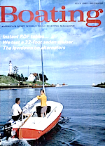 Boating July 1967