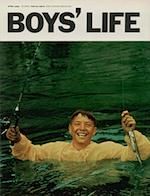 Boys' Life April 1966