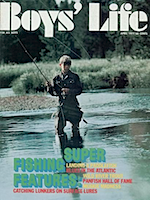 Boys' Life April 1977