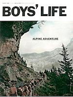 Boys' Life August 1966