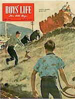 Boys' Life May 1949