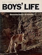 Boys' Life May 1966