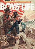 Boys' Life May 1986