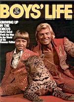 Boys' Life November 1981
