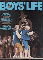 Boys' Life November 1984