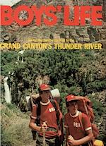 Boys' Life October 1981