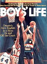 Boys' Life October 1986