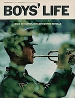 Boys' Life September 1966