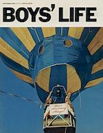 Boys' Life September 1969