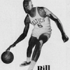 "Bristol Bill Russell Basketball Shoes ""Bill Russell cut loose!"""