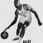 "Bristol Bill Russell Basketball Shoes ""Bill Russell cut loose!"""