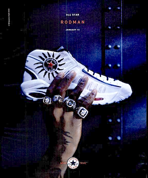 Converse ALL STAR RODMAN