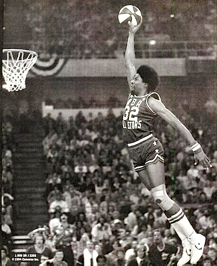 Julius Erving Dr. J