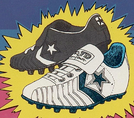 "da1bf405c11f Converse Tony Dorsett TD S ""WHEN YOU MAKE YOUR MOVE"