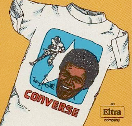Tony Dorsett T-shirt