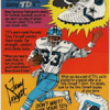 "Converse Tony Dorsett TD'S ""WHEN YOU MAKE YOUR MOVE, DO IT IN STYLE."""