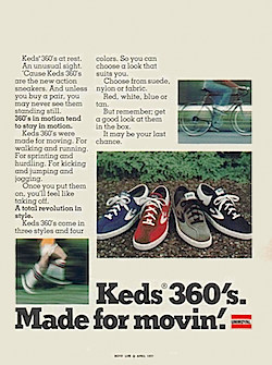 Keds 360's