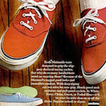 "Keds Mainsail ""THAT KEDS LOOK"""
