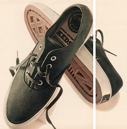 Keds The official Boy Scout sneakers