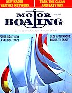 MotorBoating June 1968