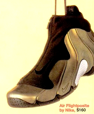 Nike Air Flight posits