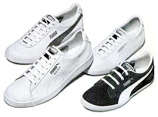 """PUMA Tennis shoes """"Apres. the ski season"""""""