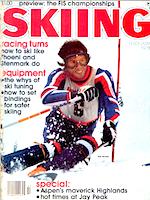 Skiing February 1978