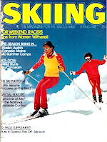 Skiing Spring 1974