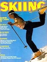 Skiing Spring 1975