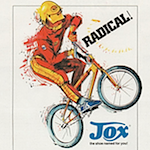 "Thom McAn JOX JAG ""RADICAL!  JOX"""