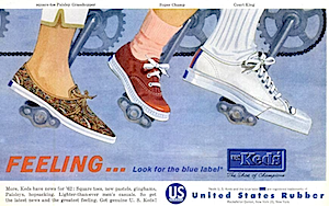 "U.S. Keds ""GET THAT GREAT KEDS FEELING…"""