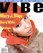 Vibe February 1995