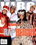 Vibe February 1998
