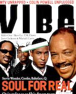 Vibe November 1995