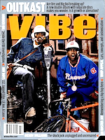 Vibe October 2003