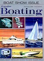 Boating January 1965