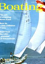 Boating June 1968