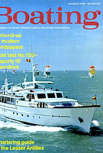Boating March 1968