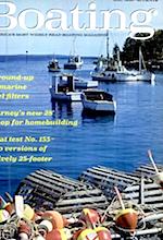 Boating May 1968